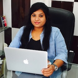 Renu Sharma - Founder CuteVamp