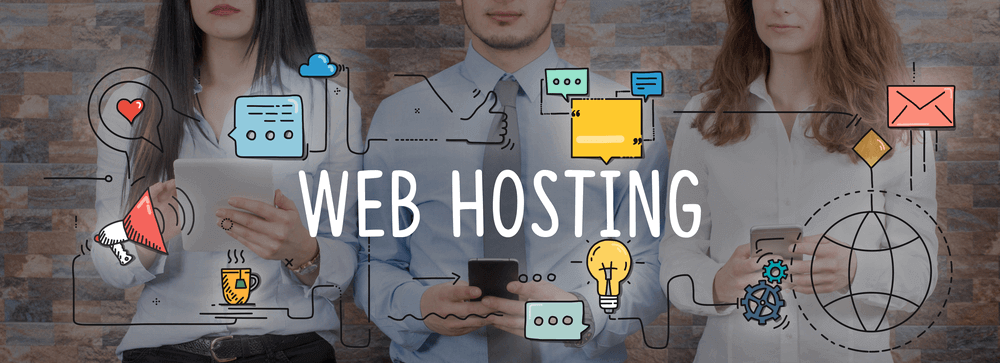 Type of Web Hosting